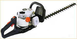 Echo trimmers are just one of the many tools we use in the landscape.