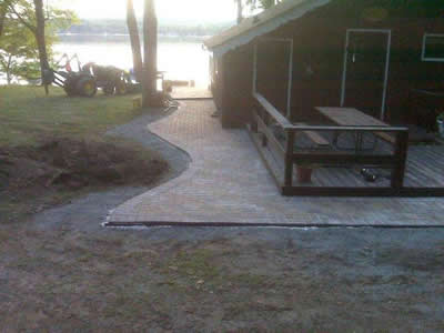 Landscaping Services Deer Lake Wisconsin