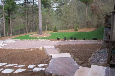 Landscaping Services Milltown Wisconsin Lake Services Unlimited