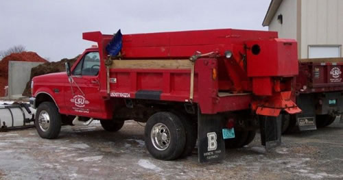 Snow Plowing Services Balsam Lake WIsconsin