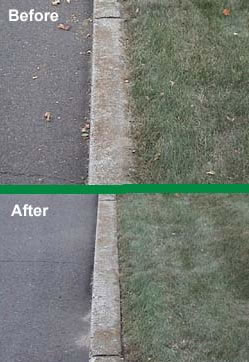 Landscaping Edging Services Polk County Wisconsin
