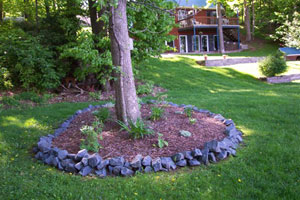 home landscaping services Balsam Lake Wisconsin