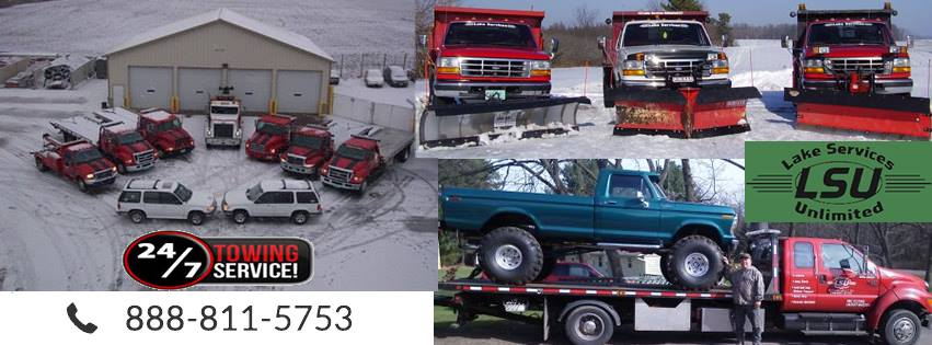 Towing Services Amery Wisconsin
