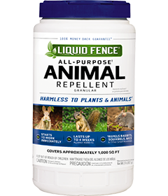 Liquid Fence All-Purpose Animal Repellent