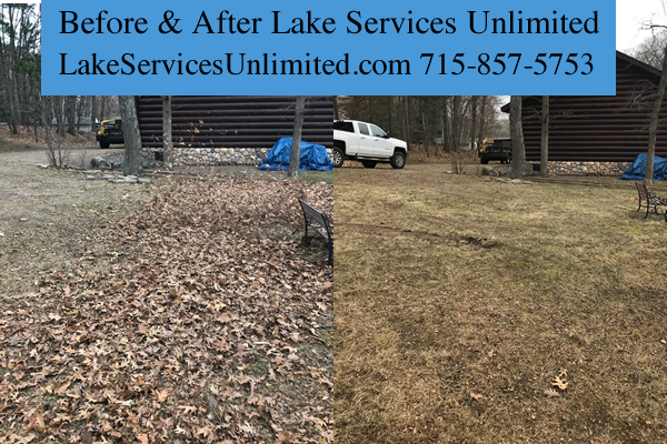 Lawn Cleanup Services Balsam Lake Wisconsin
